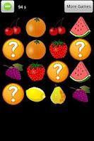 Screenshot of Fruit Remember
