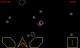 Screenshot of Star Smasher