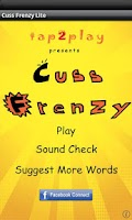 Screenshot of Cuss Frenzy Beta