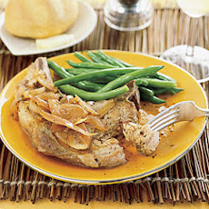 Extra-Juicy Pork Chops