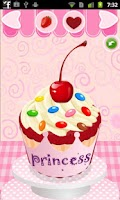 Screenshot of Cupcake Dream Free