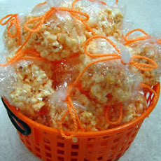 Sweet and Chewy Popcorn Bites