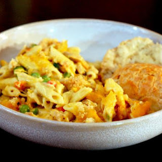 Cheesy Tuna Casserole Cheddar Cheese Soup Recipes