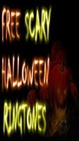 Screenshot of Free Scary Halloween Ringtones