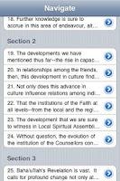 Screenshot of Ridvan Library '63-2013 Baha'i