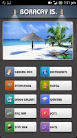 Screenshot of Boracay Offline Travel Guide