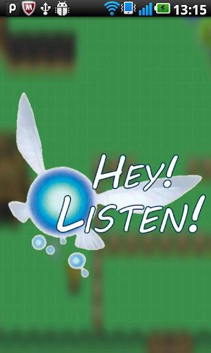 Hey Listen - Sound activated
