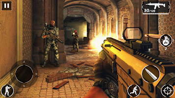 Screenshot of Modern Combat 5: Blackout