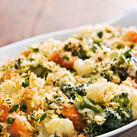 Winter Vegetable Casserole