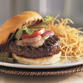 Spicy Hamburgers Recipes