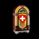 RadioRec+ mobile app icon