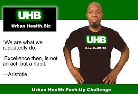 Urban Health Biz - screenshot
