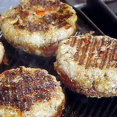 Tuna Burgers with Ginger and Soy