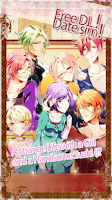Screenshot of Love! Sushi Rangers -datingsim
