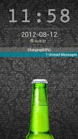 Screenshot of Open Beer Go Locker theme