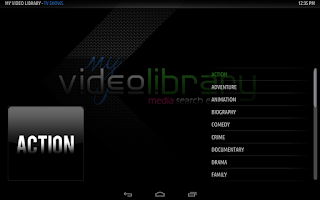 Screenshot of MVL: 300000+ Movies & TV Shows