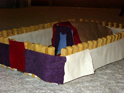 model tabernacle