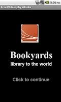 Screenshot of Philosophy eBooks