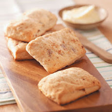 Bacon-Apple Cider Biscuits Recipe