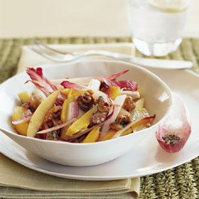 Endive Salad with Golden Beets, Apples and Anise