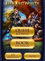 Screenshot of EverQuest Worlds