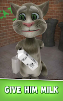 Screenshot of Talking Tom Cat Free