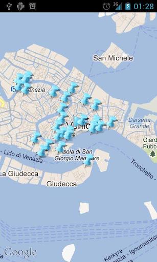 ヴェネツィアのホテル