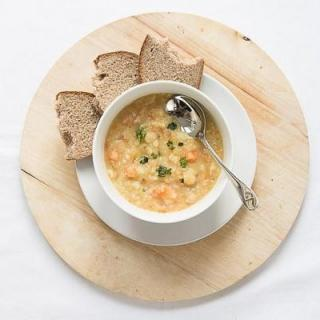 Nicola's Ham and Vegetable Soup -gluten-free
