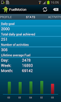 Screenshot of FuelMotion