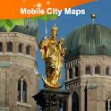 Munchen Street Map icon