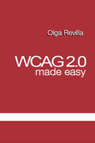 WCAG2 made easy