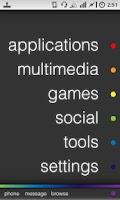 Screenshot of JAMT White - CM7 Theme -Donate