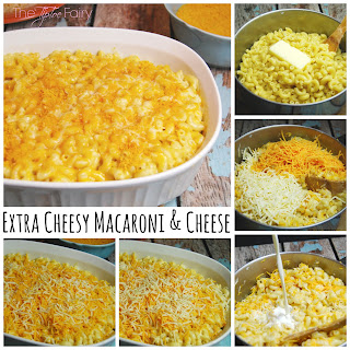 Easy Cheesy Macaroni & Cheese