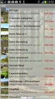 Screenshot of Naturguide Lund