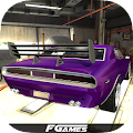 Game Drift 3D Modified American Car APK for Kindle