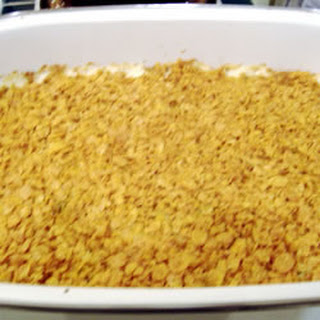 Green Bean Casserole With Swiss Cheese And Corn Flakes Recipes