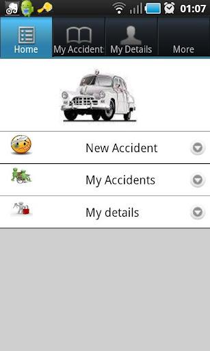 Accident Recorder