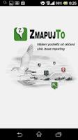 Screenshot of ZmapujTo