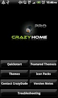 Screenshot of Crazy Home Lite
