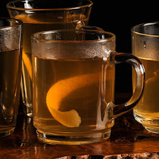 Mulled Hard Pear Cider
