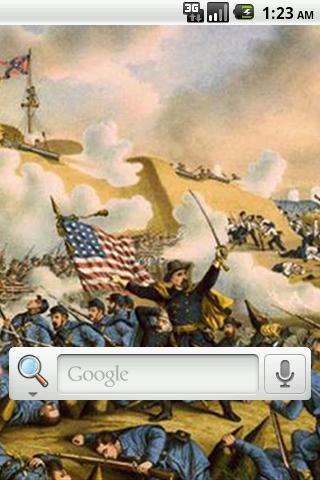 남북 전쟁 라이브 월페이퍼
