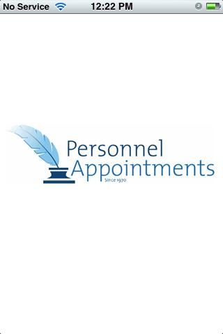 Personnel Appointments