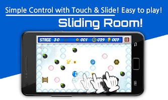 Screenshot of Sliding Room