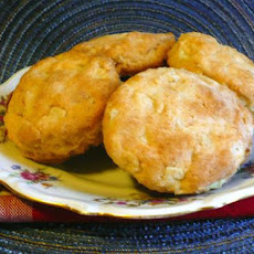 Walla Walla Onion Biscuits