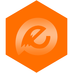 EvolveSMS Theme Minimus Orange APK Cracked Download