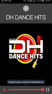 DH DANCE HITS - screenshot