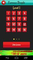 Screenshot of Cheats for Icon Pop Quiz