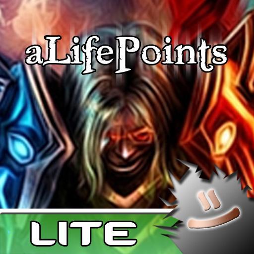 aLifePointsLite LOGO-APP點子