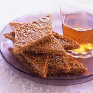 Sesame, Pistachio, And Honey Candy Recipes — Dishmaps