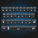 Sleek Blue Keyboard Skin icon